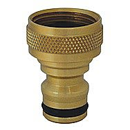 CK Brass 1/2 Inch Threaded Female Tap Connector G791550