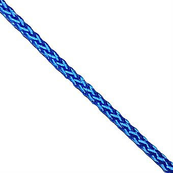 Picture of 4mm Blue Polypropylene Rope