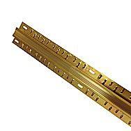 Trojan Gold Carpet Joining Strip 800mm