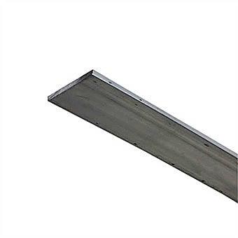 Aluminium Flat Bar 25mm x 2.5m