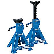 Draper 30878 Pair of 2 Tonne Axle Stands