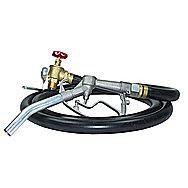 5 Meter Gravity Fed Fuel Pump Hose Nozzle Kit