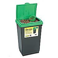Plastic 47 Litre Dry Meal Bin - G174
