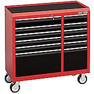 Draper 43876 Expert 12 Drawer 49 Inch Roller Tool Cabinet