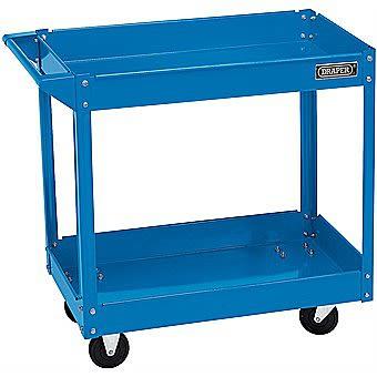Draper 07629 2 Tier Tool Trolley