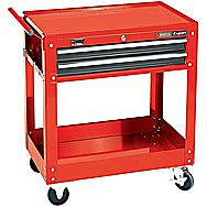 Draper 07635 Expert 2 Level Tool Trolley With Two Drawers