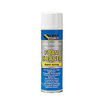 EverBuild Dual Purpose Quick Acting Polyurethane Foam Cleaner