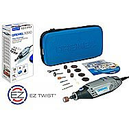 Dremel 3000 Variable Speed Multi Tool with 15 Accessories F0133000JB