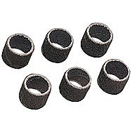 Dremel 438 Sanding Bands 120G 6.4mm Pack of 6 - 2615043832