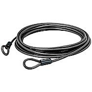 Centurion S0255 12mm x 2.1m Steel Security Cable