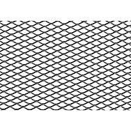 Drawn Steel Diamond Mesh 500 x 250mm No. 31