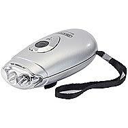 Draper 42989 3 LED Wind Up Torch