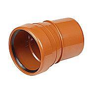 Single Socket Sewer Bend 160mm 11.25º