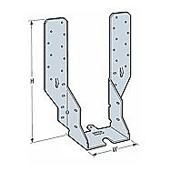 Simpson JHA 270/75 Joist Hanger with Adjustable Height Straps