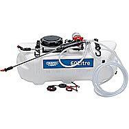 Draper 34676 Expert 60 Litre 12v DC ATV Spot / Broadcast Sprayer