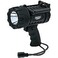 Draper 51754 Expert 5w Cree LED Waterproof Torch