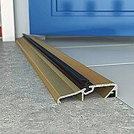 Exitex Slimline Threshold Weatherbar 914mm Gold