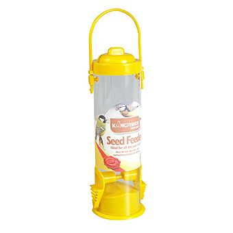 Kingfisher Bird Care Seed Feeder