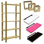 Storage, Shelving & Shelf Kits