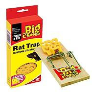 STV The Big Cheese Baited RTU Rat Trap STV110