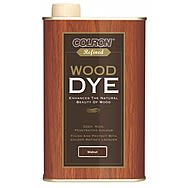 Colron Refined Wood Dye Walnut 250ml