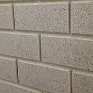 Brick Effect Fire Resistant Fireboard 1020 x 620 x 25mm