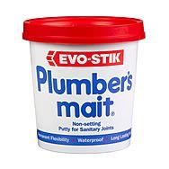 Evo-Stik Plumbers Mait Non Setting Putty 1.5kg