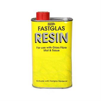 Fastglas Resin Tin 500ml
