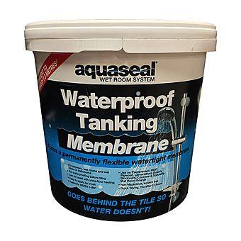 EverBuild Aquaseal Waterproof Tanking Membrane 5 Litre