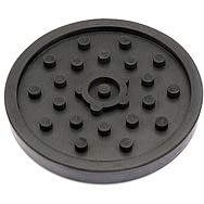 Draper 45410 Rubber Saddle for Trolley Jacks 43929 and 43939