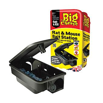 Picture of STV The Big Cheese Rat & Mouse Bait Station STV179