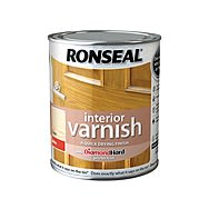 Ronseal Quick Drying Interior Varnish Gloss 250ml