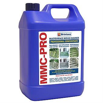 Brintons MMC Pro Multi Surface Mould Cleaner 5 Litre Moss Killer