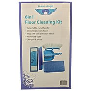 Home Angel 6 in 1 Floor Cleaning Kit