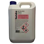 Bartoline Mineralised Methylated Spirits 5 Litres