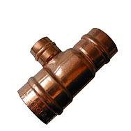 Solder Ring Tee 28 x 15 x 15mm