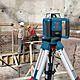Bosch GRL400H Self Levelling Laser Level Kit - Receiver, Tripod, Staff
