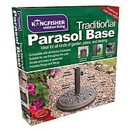 Kingfisher 9kg Traditional Garden Umbrella Parasol Base