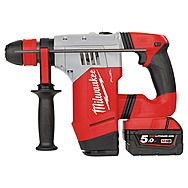Milwaukee M18CHPX-502C Cordless SDS Hammer Drill 18 Volt 5.0Ah