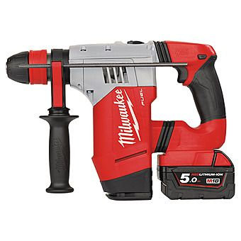 Milwaukee M18CHPX-502C 18v SDS+ Rotary Hammer Drill 2 x 5.0Ah Batteries