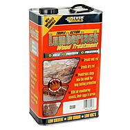 EverBuild Triple Action Lumberjack Wood Treatment 5 Litre