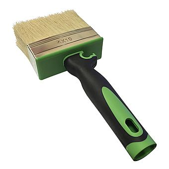 Ronseal Fence Life Brush With Soft Grip Handle 4 Inch