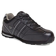 Sterling Black Worksite Safety Trainer SS616SM Sizes 6 - 12