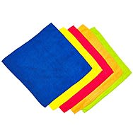 Harris Microfibre Cleaning Cloths (5 Pack)