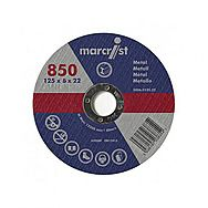 Marcrist Metal Cutting Abrasive Disc 125 x 6 x 22mm