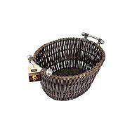 De Vielle Heavy Duty Log Basket with Metal Handles