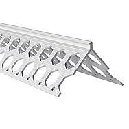 PVC Angle Plaster Mesh Beading 2.5m 15mm
