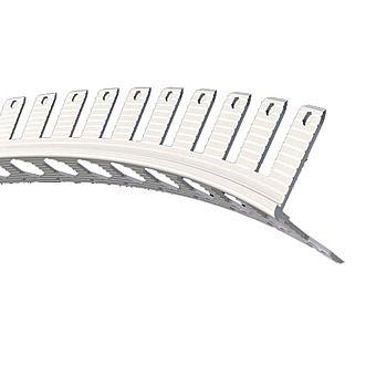 PVC Flexible Skim Bead 3 Metre 2mm