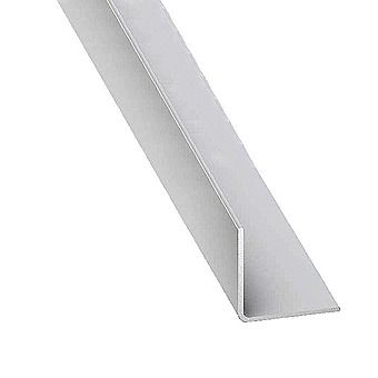 Picture of Plastic Angle Trim White 25 x 25mm 2m
