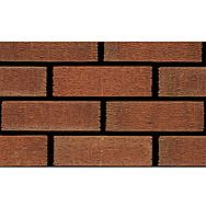Ibstock Imperial Staffordshire Multi Rustic Brick 73mm